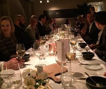 Diner Treeswijkhoeve